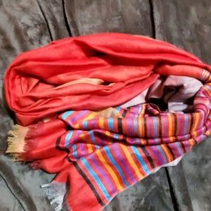 FREE with purchase scarf pashmina